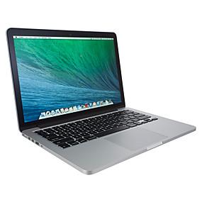 ราคาถูก แล็ปท็อป-Apple Refurbished MacBook Pro 13.3 inch LED Intel i5 Intel Core i5 8GB DDR3L 256GB SSD Intel HD6100 Mac os แล็ปท็อป สมุดบันทึก