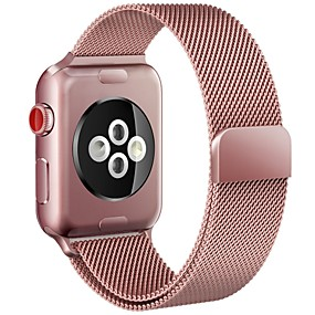 cheap Daily Deals-Watch Band for Apple Watch Series 4/3/2/1 Apple Milanese Loop Metal Wrist Strap