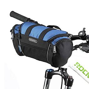 Недорогие Бардачки на руль-ROSWHEEL Бардачок на руль Сумка Влагонепроницаемый Пригодно для носки Ударопрочность Велосумка/бардачок ПВХ 600D полиэстер Велосумка/бардачок Велосумка Samsung Galaxy S6 Велосипедный спорт / Велоспорт