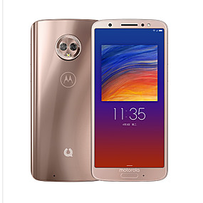 "cheap Smartphones-MOTO G6 Green Pomelo 1S XT1925-10 5.7 inch "" 4G Smartphone (4GB + 64GB 5 mp / 12 mp Qualcomm Snapdragon 450 3000 mAh mAh)"