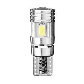 povoljno Svjetlo za registarske tablice-t10 w5w 501 194 5630 6smd bijela canbus greška bez bočne strane automobilske bočne oznake svjetla žarulje