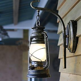 저렴한 야외 벽 조명-벽 빛 엠비언트 라이트 벽 램프 220-240V E27 현대 현대