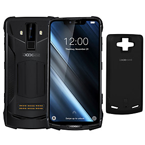 "cheap New Arrivals-DOOGEE S90 Power Version 6.18 inch "" 4G Smartphone / Cell Phone ( 6GB + 128GB 8 mp / 16 mp MediaTek MT6771 5050 mAh mAh )"