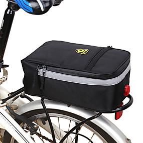 abordables Bolsas Maletero-B-SOUL 4.5 L Bolsas Maletero Portátil Listo para vestir Duradero Bolsa para Bicicleta Terileno Bolsa para Bicicleta Bolsa de Ciclismo Ciclismo Ejercicio al Aire Libre Bicicleta