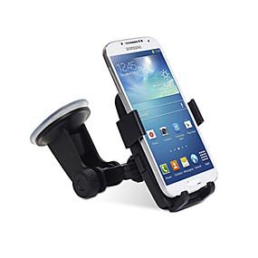 billige Telefoner og tilbehør-Bil Universell / Mobiltelefon Monter stativholder Justerbart Stativ Universell / Mobiltelefon Plast Holder