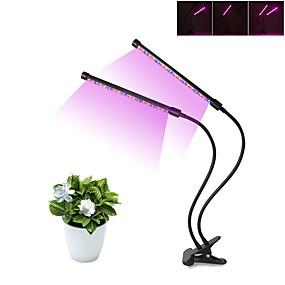 abordables Lampe de croissance LED-1 set 18 W 900 lm 36 Perles LED Spectre complet Intensité Réglable Installation Facile Luminaire croissant Violet 5 V
