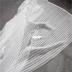저렴한 공예&바느질-튤 솔리드 스트레치 145 cm 폭 구조 용 특별 행사 팔린 ~에 의해 0.45m