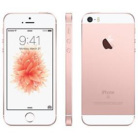 voordelige Gerenoveerde iPhone-Apple iPhone SE 4 inch(es) 32GB 4G-smartphone - gerenoveerd(Zilver / Blozend Roze / Grijs)
