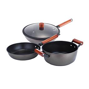 tanie Naczynia do gotowania-1 zestaw narzędzi do gotowania ze stopu wielofunkcyjne przybory kuchenne