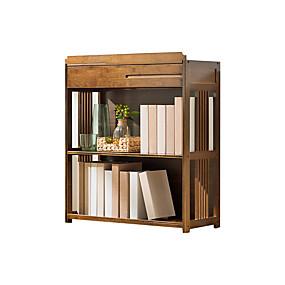 voordelige Meubels-Bamboe Europees Boekenkast Woonkamer