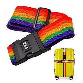 abordables Sécurité en Voyage-Sac de Voyage / Sangle de Bagage de Voyage / Boucle de ceinture de sécurité Ajustable / Durable Nylon 200*5 cm cm