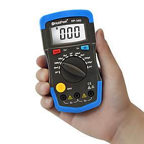 voordelige Super Korting-holdpeak hp-36d capcitance meter handheld capacimetro handleiding 1999 telt condensator elektronische lcd capaciteit multimeter tester