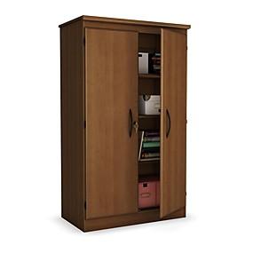 povoljno Namještaj za spavaću sobu-trešnja 2-vrata ormar za pohranu ormar ormar za spavaću sobu dnevni boravak ili kućni ured