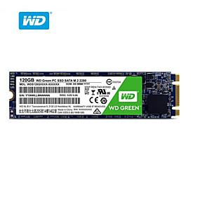 cheap Computer Components-WD 120GB M.2(SATA) m.2 2280 type 120GB SSD