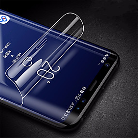 billige Mobiltelefon skjermbeskyttere-ny 8d hydrogel film for samsung galaxys10 plus s10 e skjermbeskytter til samsung s9 s10 s9 pluss s8 s8 pluss deksel