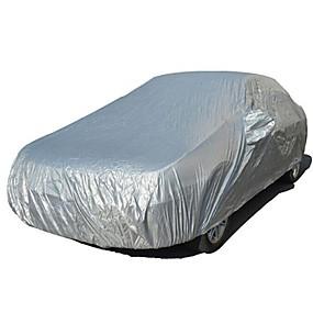 voordelige Autohoezen-Volledige auto cover waterdichte indoor outdoor autohoezen atv cover bescherming voor peugeot 307 toyota vw golf 7