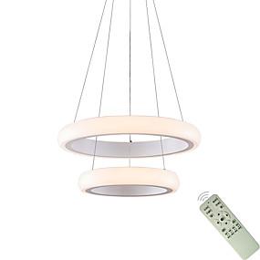 billige Hengelamper-hengende spisestue lampe ledet anheng lys moderne kreative spisestue stue soverom hengende lysekroner lampe lamparas colgantes armatur hjem 110-120v / 220-240v