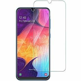 billige Mobiltelefon skjermbeskyttere-Samsung GalaxyScreen ProtectorSamsung Galaxy A40 (2019) Høy Oppløsning (HD) Skjermbeskyttelse 1 stk Herdet Glass