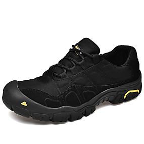 baratos Sapatos Esportivos Masculinos-Homens Sapatas de novidade Jeans Outono & inverno Esportivo Tênis Aventura Não escorregar Preto / Khaki