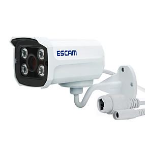 voordelige Nieuwe collectie-escam qd300 1080p h.265 onvif nachtzicht buitenshuis ip camera