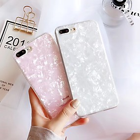 cheap Cool & Fashion Cases for iPhone-Case For Apple iPhone XS / iPhone XR / iPhone XS Max Ultra-thin Back Cover Glitter Shine TPU