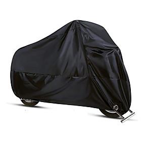 billige Bildækkener-210d vandtæt udendørs motorcykel moto dække elektrisk cykel regnfrakke