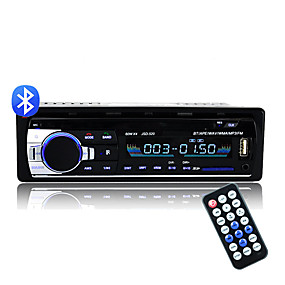 billige Nyankomne i august-bluetooth v2.0 ou-520 stereo autoradio bilradio 12v in-dash 1 din fm aux inngangs mottaker sd usb mp3 mmc wma bil lyd spiller