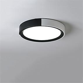 hesapli Gömme Montaj-CONTRACTED LED® Geometrik Gömme Montajlı Işıklar Aşağı Doğru Boyalı kaplamalar Alüminyum LED, Yeni Dizayn 110-120V / 220-240V Sıcak Beyaz / Soğuk Beyaz