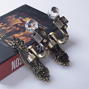 billige Gardinstenger og tilbehør-Curtain Accessories  Metall Kroker Metall 2pcs