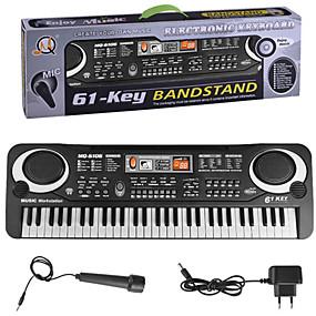 billige Leker til musikk, kunst og tegning-Elektrisk lekepiano Knirker Smuk comfy Unisex Barn Baby Leketøy Gave 1 pcs