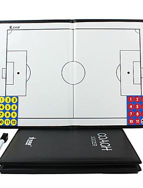 economico Sport di squadra-Calcio Lavagnetta magnetica per schemi gioco Ripiegabile Poliestere 42.0*27.5*0.4