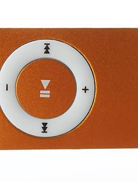 お買い得  MP3プレーヤー-Micro SD/ TF カードリーダー付きMP3ミュージックプレイヤー(各色あり)