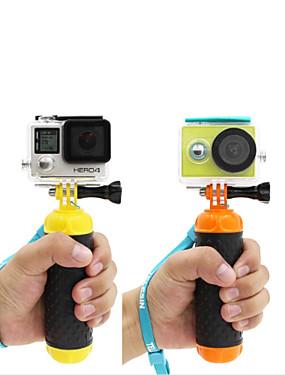 ieftine Sport i aktivnosti na otvorenom-Plutire Pentru Cameră Acțiune Gopro 6 GoPro 5 Xiaomi Camera Scufundare Surfing Plastic