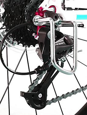 저렴한 스포츠 & 아웃도어-변속기 가드/ 안전장치 견고함 제품 도로 자전거 산악 자전거 BMX TT 접는 자전거 싸이클링 알루미늄 합금 블랙