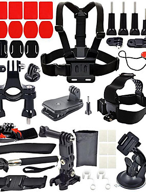 cheap Sports & Outdoors-Sports Action Camera Chest Harness Front Mounting Multi-function Foldable Adjustable 1 pcs For Action Camera Gopro 6 All Gopro Xiaomi Camera Sports DV SJCAM Diving Surfing Ski / Snowboard / SJ4000