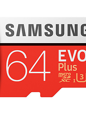abordables Carte Micro SD/TF-SAMSUNG 64Go TF carte Micro SD Card carte mémoire UHS-I U3