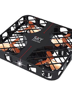 billige Salg-RC Drone IDEAFLY 382 4 Kanaler 6 Akse 2.4G Fjernstyrt quadkopter LED Lys / En Tast For Retur / Hodeløs Modus Fjernstyrt Quadkopter / Fjernkontroll / USB-kabel / Flyvning Med 360 Graders Flipp / Sveve