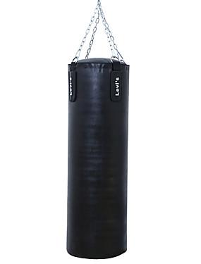 billige Sport og friluftsliv-Punchbag sandbag Holdbar fylt Til Taekwondo Boksing Karate Treningsøkt Kampsport Styrketrening 1 pcs Svart