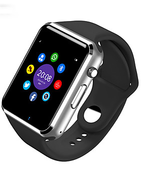 tanie Smart Watch Phone-Inteligentny zegarek W8 na Android Spalone kalorie / Długi czas czuwania / Odbieranie bez użycia rąk / Ekran dotykowy / Kamera / aparat Stoper / Powiadamianie o połączeniu telefonicznym / Rejestrator