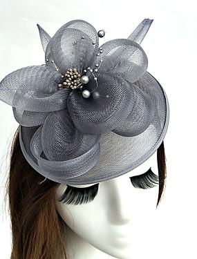 povoljno Vjenčanja i eventi-Net Fascinators / kape / Vjeverica kose s 1 Vjenčanje / Special Occasion Glava