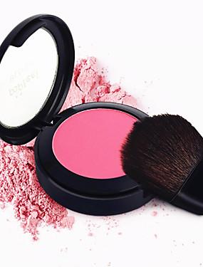 Χαμηλού Κόστους Πρόσωπο-6 Χρώματα Πούδρες Πούδρα Κοκκινίζω Ξηρό / Ματ / Συνδυασμός Λευκαντικό / Ανορθωτικό Δέρματος / Μακράς Διάρκειας Άνδρες / Γυναικείο / Καθημερινά Χωρίς Αμμωνία / Χωρίς Φορμαλδεΰδη Μακιγιάζ Καλλυντικό