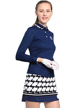 povoljno Sportovi s reketom-Žene 2kom Haljine Skort Majice Sportska odijela Golf Vježbanje na otvorenom Sport & otvorenom Proljeće Ljeto Jesen / Vjetronepropusnost