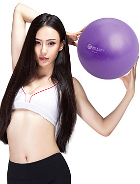 billige Sport og friluftsliv-9 tommer (ca. 23cm) Treningsball Eksplosjonssikker PVC Brukerstøtte Med Til Yoga & Danse Sko / Trening / Balanse