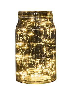 povoljno Happy Mothers' Day-2m niz svjetla 20 leds više boja party odmor Božić vjenčanje ukras baterije
