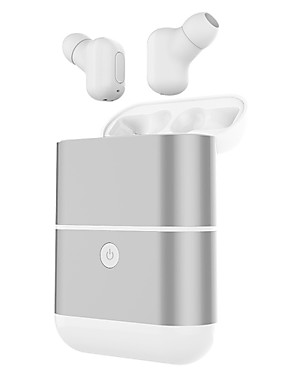 cheap Computer & Office Clearance-LITBest X2-TWS Wireless Bluetooth Stereo Mini Earbuds Ipx5 Waterproof In-Ear Headset Earphone With 1600mAh Charger For Tablet Phones