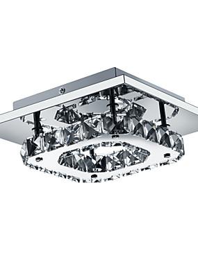 Χαμηλού Κόστους Σπίτι & Κήπος-UMEI™ Χωνευτή τοποθέτηση Ατμοσφαιρικός Φωτισμός Γαλβανισμένο Μέταλλο LED 90-240 V Περιλαμβάνεται η πηγή φωτός LED / Ενσωματωμένο LED