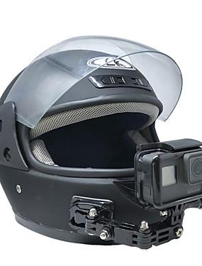 povoljno Sport és outdoor-Stands Anti-Shake Jebeš-u 1 pcs Za Akcija kamere Gopro 6 Gopro 5 Gopro 4 Black biciklom na cesti Motocikl Kros Stainless Steel + A Grade ABS