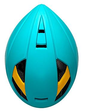 povoljno Sport és outdoor-BAT FOX Odrasli Bike kaciga 10 Ventilacijski otvori CE Otporan na udarce Integralno oblikovana Prozračnost EPS PC Sportski Cestovni bicikl Mountain Bike Vježbanje na otvorenom - Obala Plava Navy Plava
