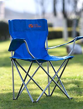 povoljno Sport és outdoor-MOBI GARDEN Kamperska sklopiva stolica Deformacija Može se sklopiti Uključuje stalak Oxford tkanje za 1 osoba Ribolov Plaža Kampiranje Pasti Proljeće Plava