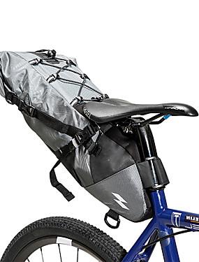 זול ספורט ושטח-SAHOO 3-10 L תיקי אוכף לאופניים רכיבה על אופניים חוץ עמיד תיק אופניים ניילון תיק אופניים תיק אופניים רכיבה על אופניים פעילות חוץ קורקינט
